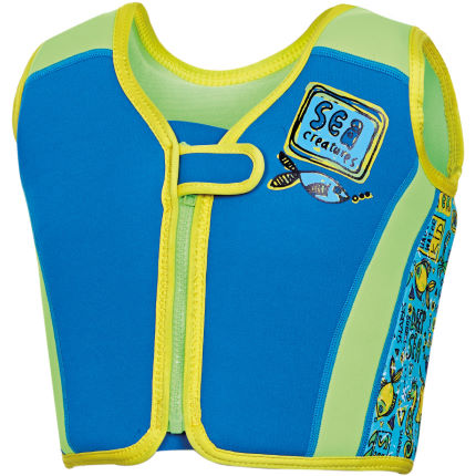 Zoggs Deep Sea Swim Jacket Fixed Buoyancy