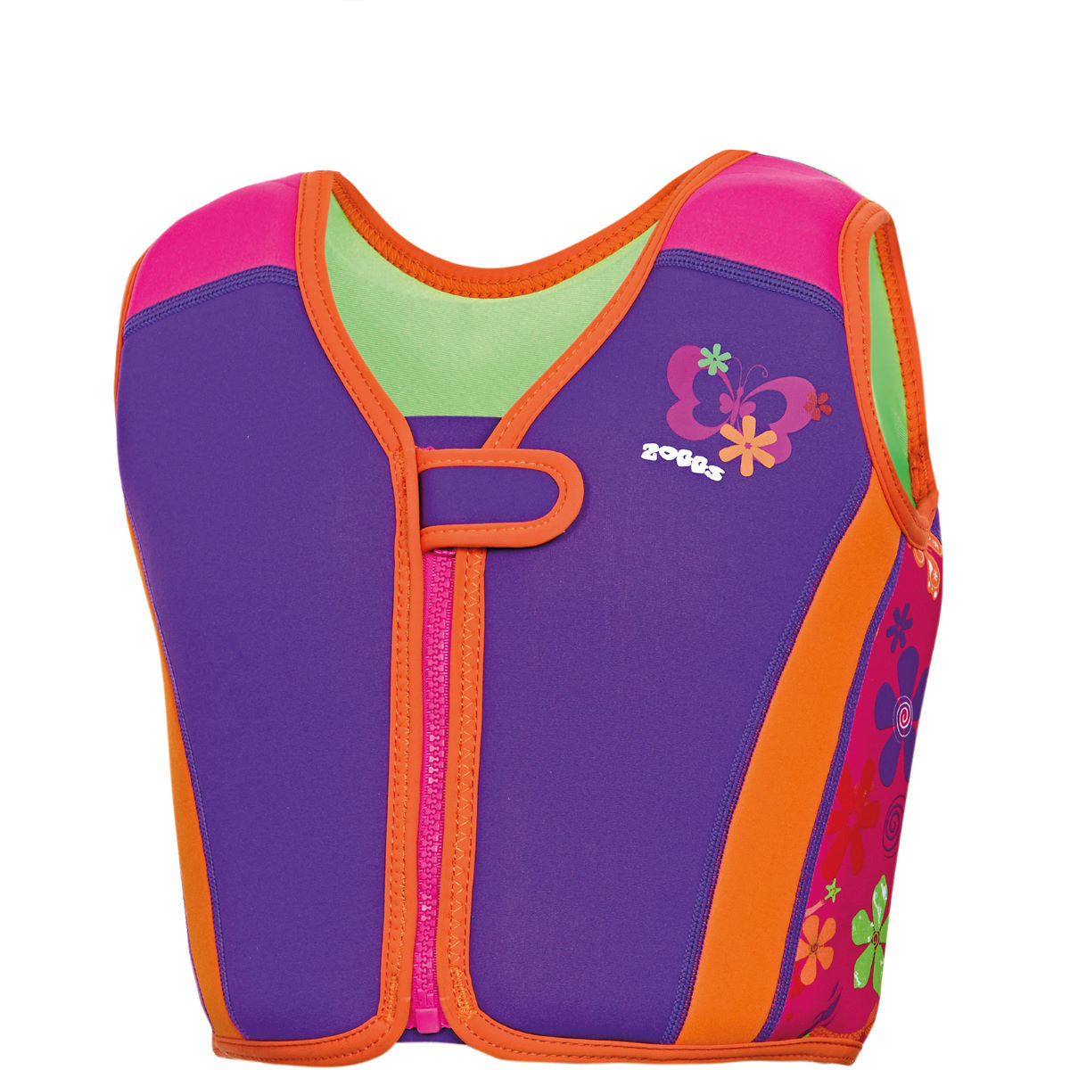 Gilet de flottaison Enfant Zoggs Deep Sea Swim - 4-5 years Rose