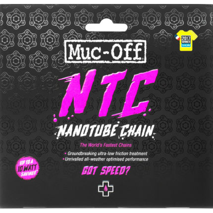 Muc-Off Shimano Nanotube Chain - NTC