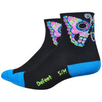 "DeFeet Womens Aireator 3"" Sugarfly Socks"