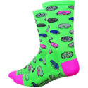 "DeFeet Aireator 6"" Dazed Donut Socks"