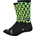 Chaussettes DeFeet Aireator Candence Oberlin (15 cm environ)