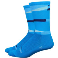 Chaussettes DeFeet Aireator Ornot (15 cm environ)