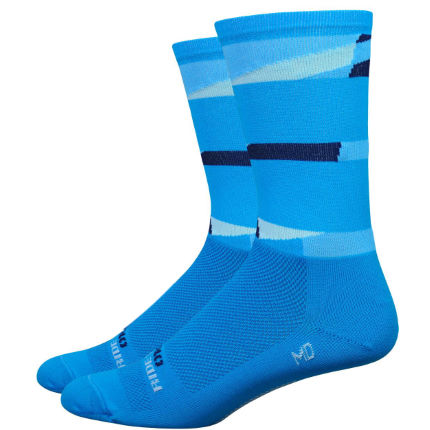 "DeFeet Aireator 6""  Ornot Socks"
