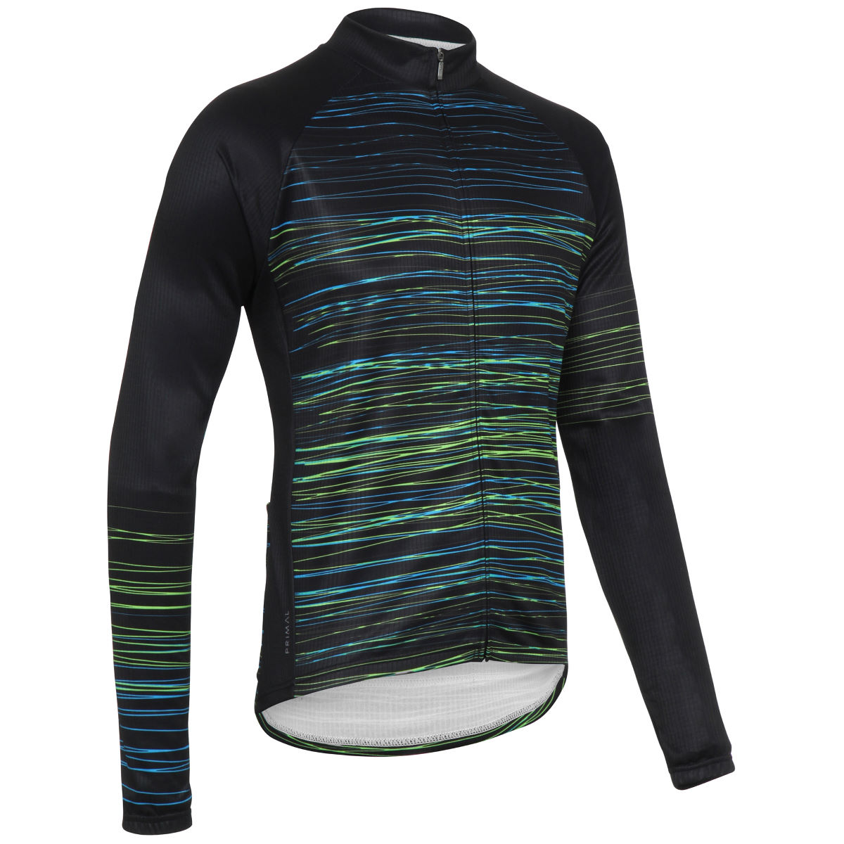 Maillot Primal Brink Heavyweight (manches longues) - 2XL Green/Blue