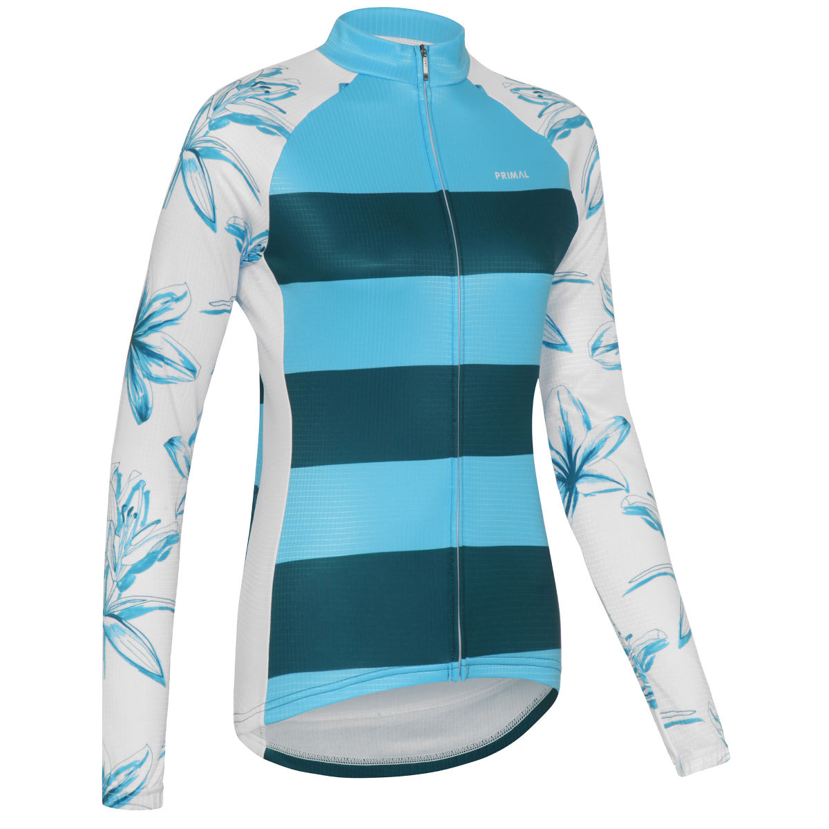 Maillot Femme Primal Chime Heavyweight (manches longues) - M Teal