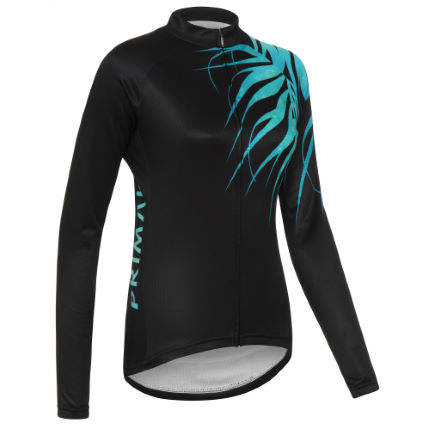 Primal Women's Flynn Heavyweight Long Sleeve  Jersey