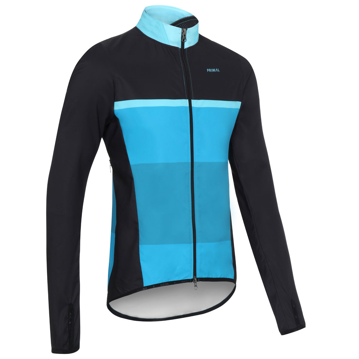Veste Primal Blue Gene Wind - XL Blue Coupe-vents vélo