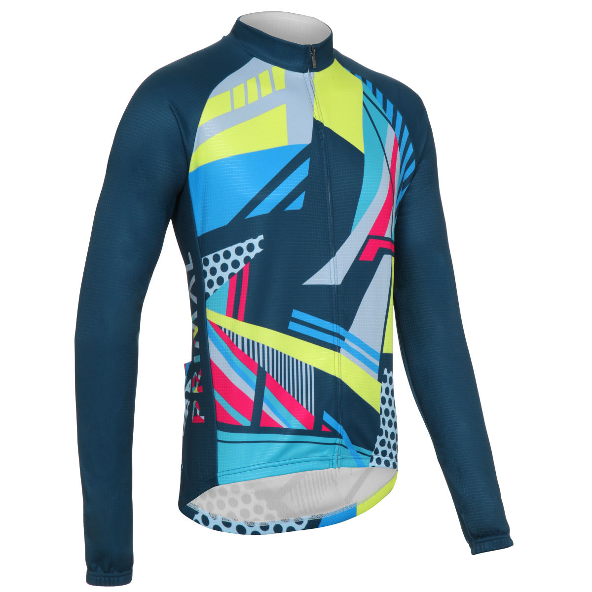 Maillot Primal Salma Heavyweight (manches longues) - M Blue