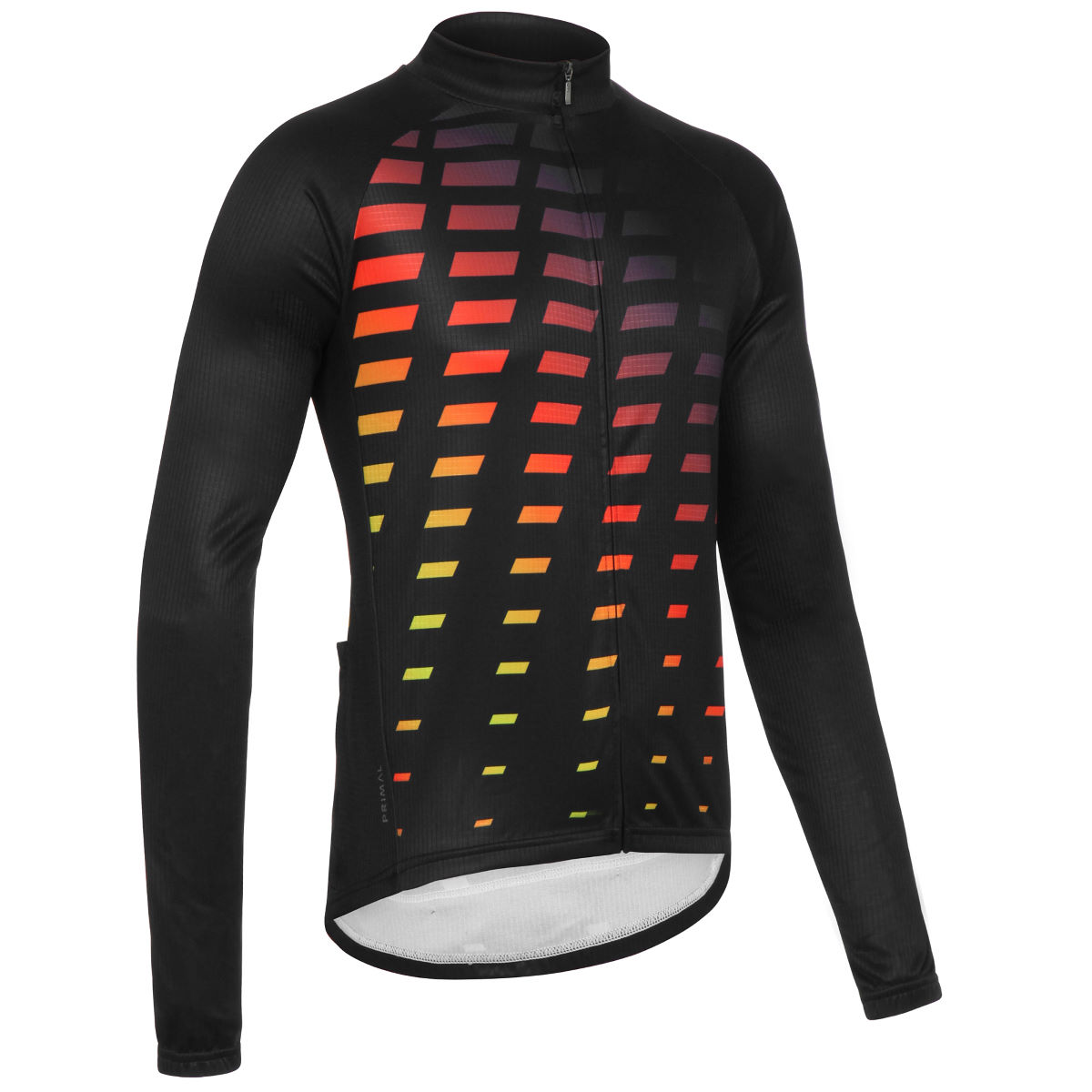 Maillot Primal Aetheon Heavyweight (manches longues) - XS Orange