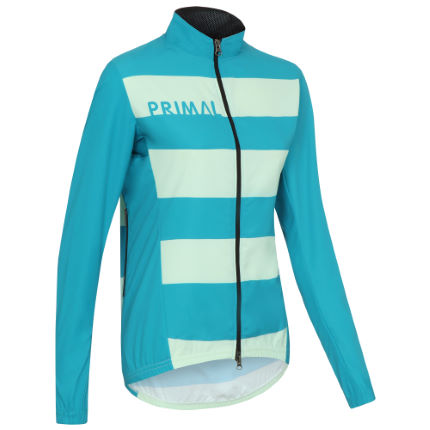 Primal Women's  Horizon Blue Wind Jacket