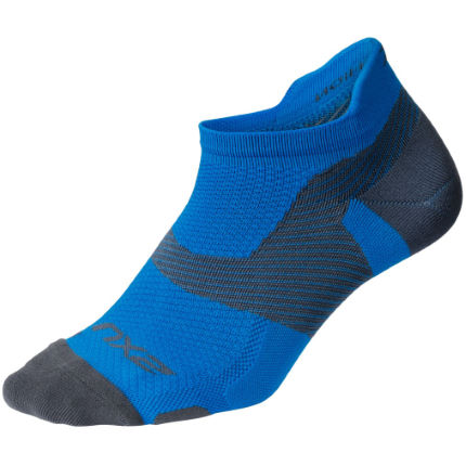 2XU Vectr Light Cushion No Show Socks