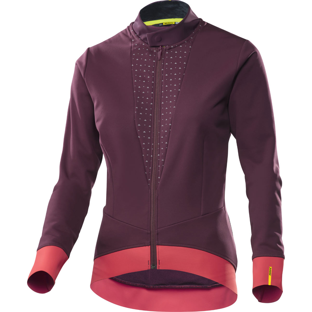 Mavic - Women's Sequence Thermo Jacket - XS Fig Coupe-vents vélo