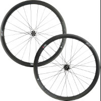 Set di ruote clincher per freni a disco Profile Design 38 TwentyFour (in carbonio)