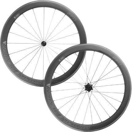 Profile Design - 1 / Fifty Full Carbon Clincher Wheelset