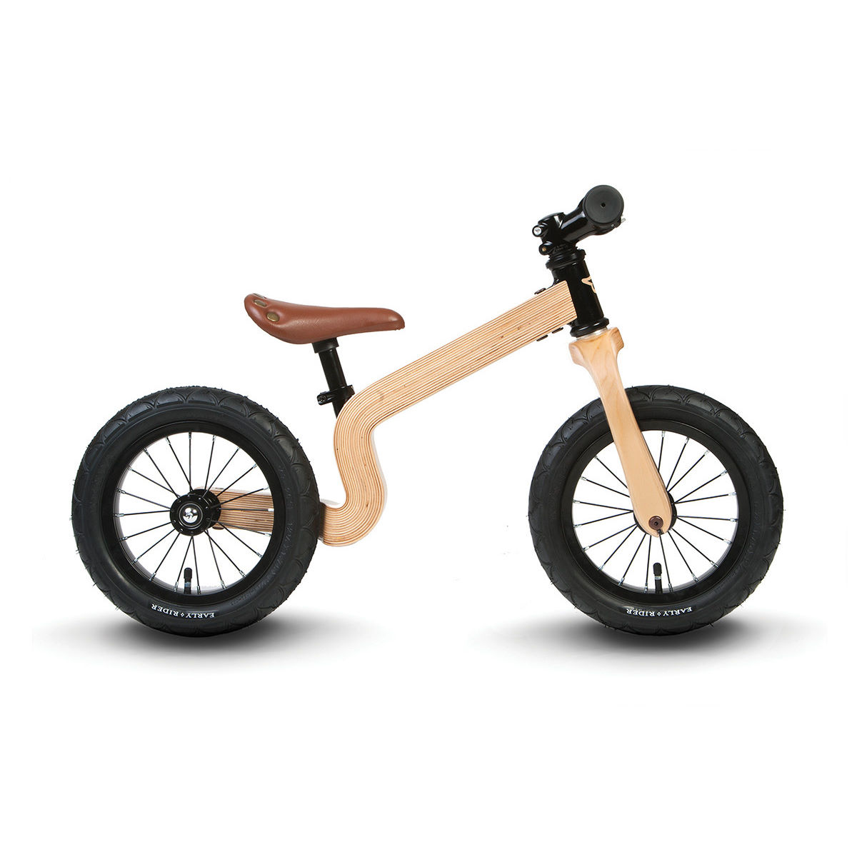 Draisienne Early Rider Bonsai (12 pouces) - 12'' Wheel Stock Bike Natural Birch Draisiennes 1 à 5 ans