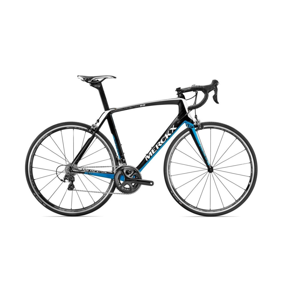 Vélo de route Eddy Merckx Mourenx 69 (Ultegra, 2017) - XL Stock Bike