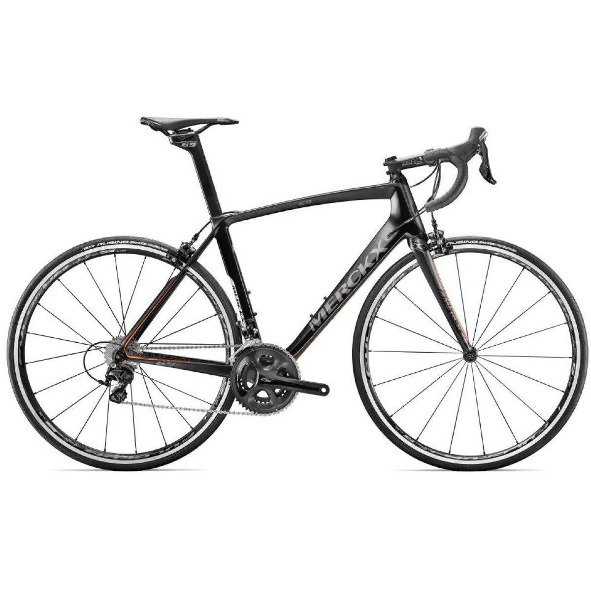 Vélo de route Eddy Merckx Mourenx 69 (105, 2017) - S Stock Bike