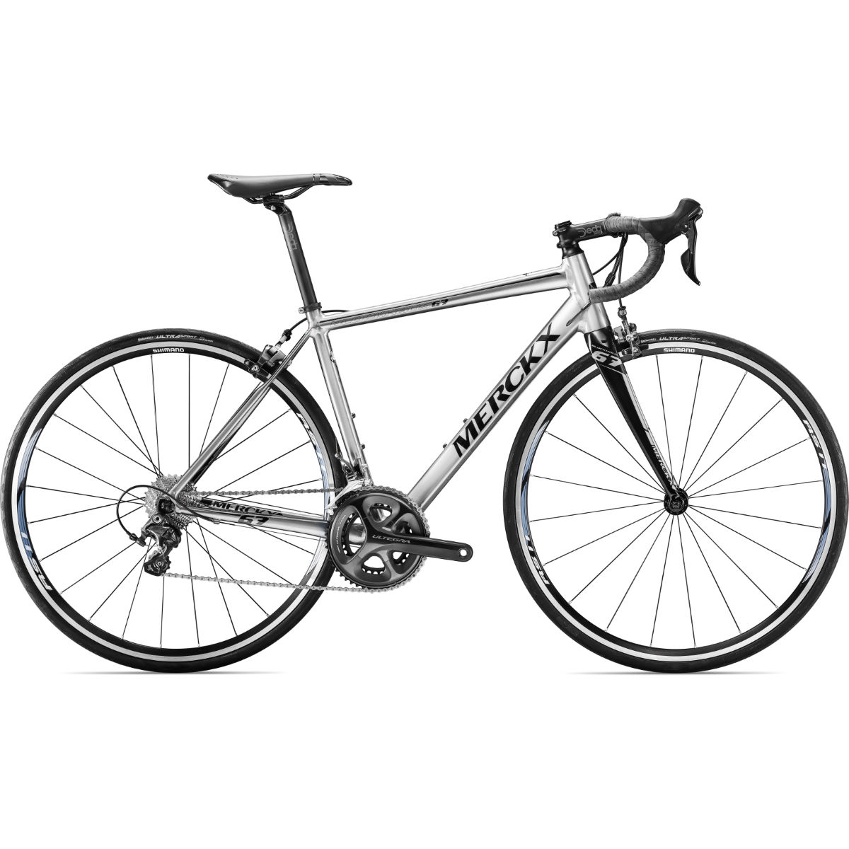 Vélo de route Eddy Merckx Blockhaus 67 (Ultegra, 2017) - XS Stock Bike