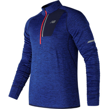 New Balance Heat Half Zip Run Top