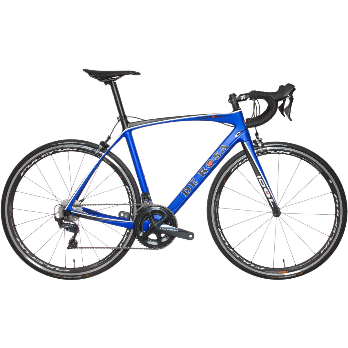 Vélo de route De Rosa Idol (Caliper, Ultegra, 2017) - 57cm Stock Bike