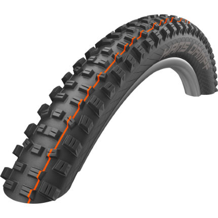 Schwalbe Hans Dampf Addix SuperGravity Folding MTB Tyre