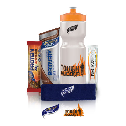 For Goodness Shakes Tough Mudder Bundle