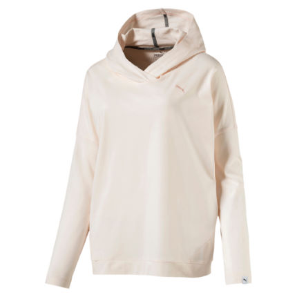 Felpa donna Puma Essential Cover Up (con cappuccio)