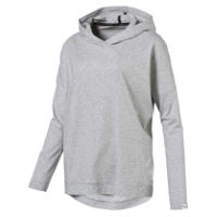 Puma Essential Cover Up Laufshirt Frauen (mit Kapuze)