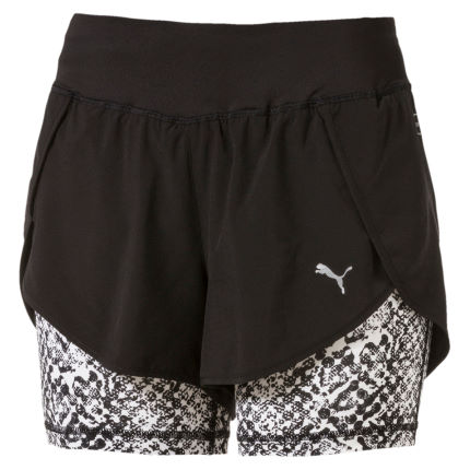 Puma Women's Blast 2in1 Run Short