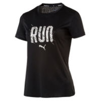 Puma Womens Run SS Tee