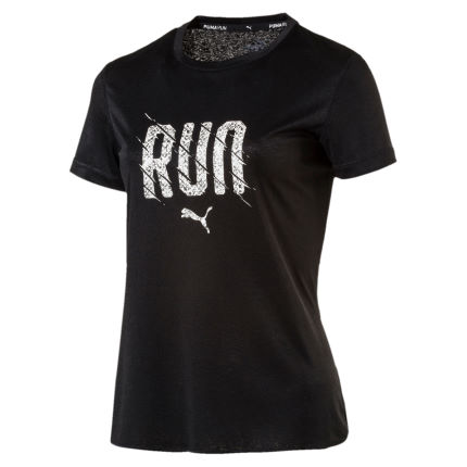 Puma Women's Run SS Tee