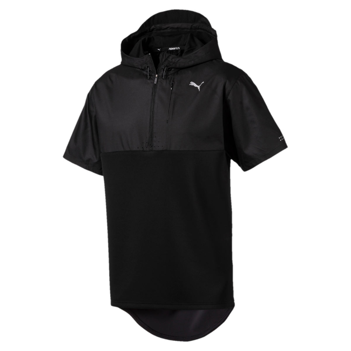 Puma Energy Training Pullover Top - M Puma Black