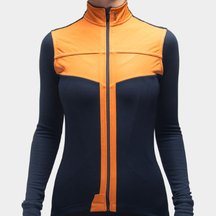 Isadore Women's Long Sleeve Shield Jersey