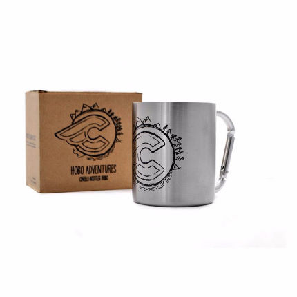 Cinelli Alloy Drinks Mug