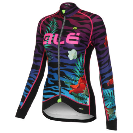 Alé Women's PRR Flower Long Sleeve Jersey