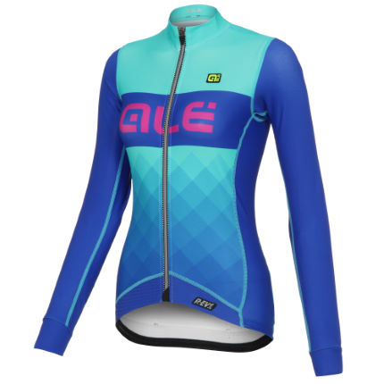 Alé Women's R-EV1 Rumbles Long Sleeve Jersey