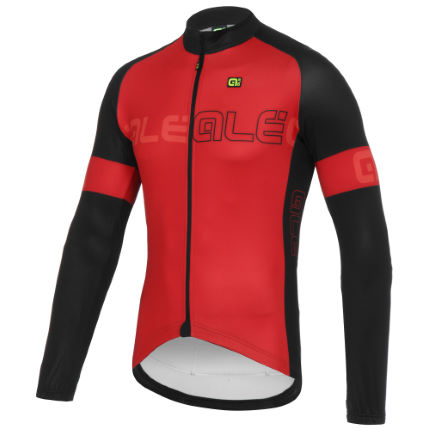 Alé Block Long Sleeve Jersey