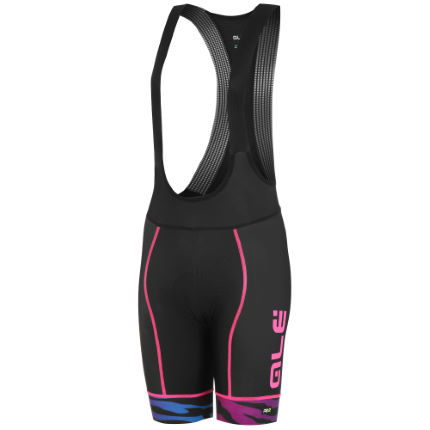 Alé Women's PRR 2.0 Flowers Bib Shorts