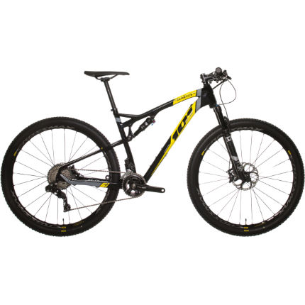 Wilier 101FX Mountain Bike (XT Di2 - 2018)