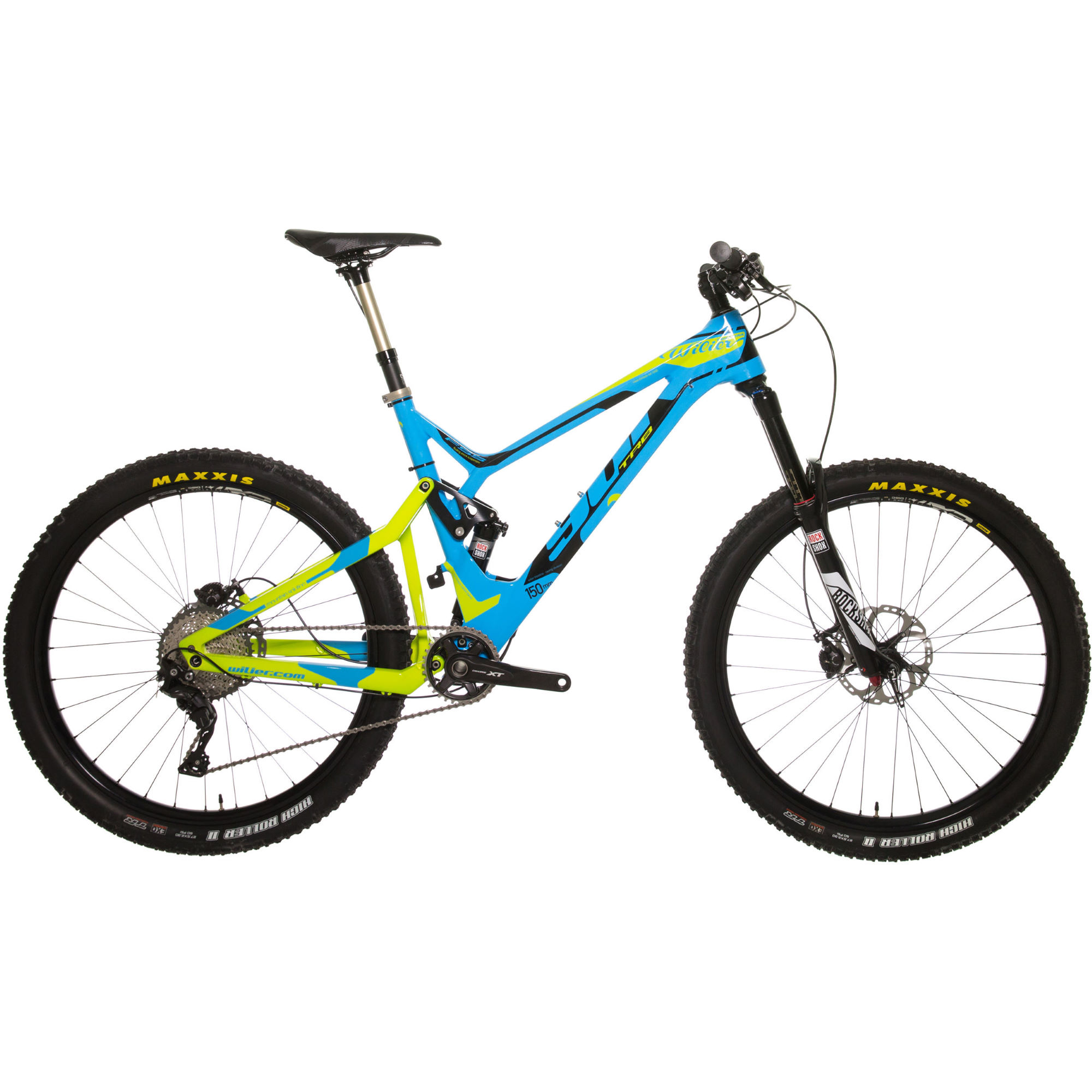Wiggle Cycle To Work | Wilier 901TRB Mountain Bike (XT- 2018) | Full ...