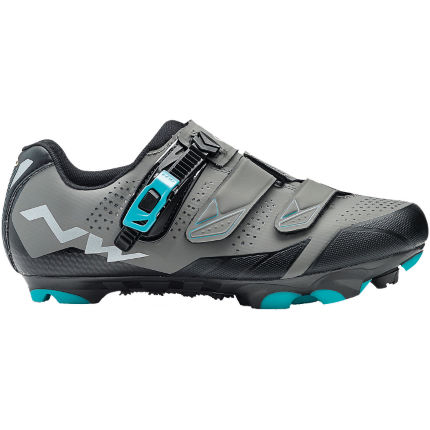 Northwave Sparkle 2 SRS Women's Shoes Grey/Blue EU 36