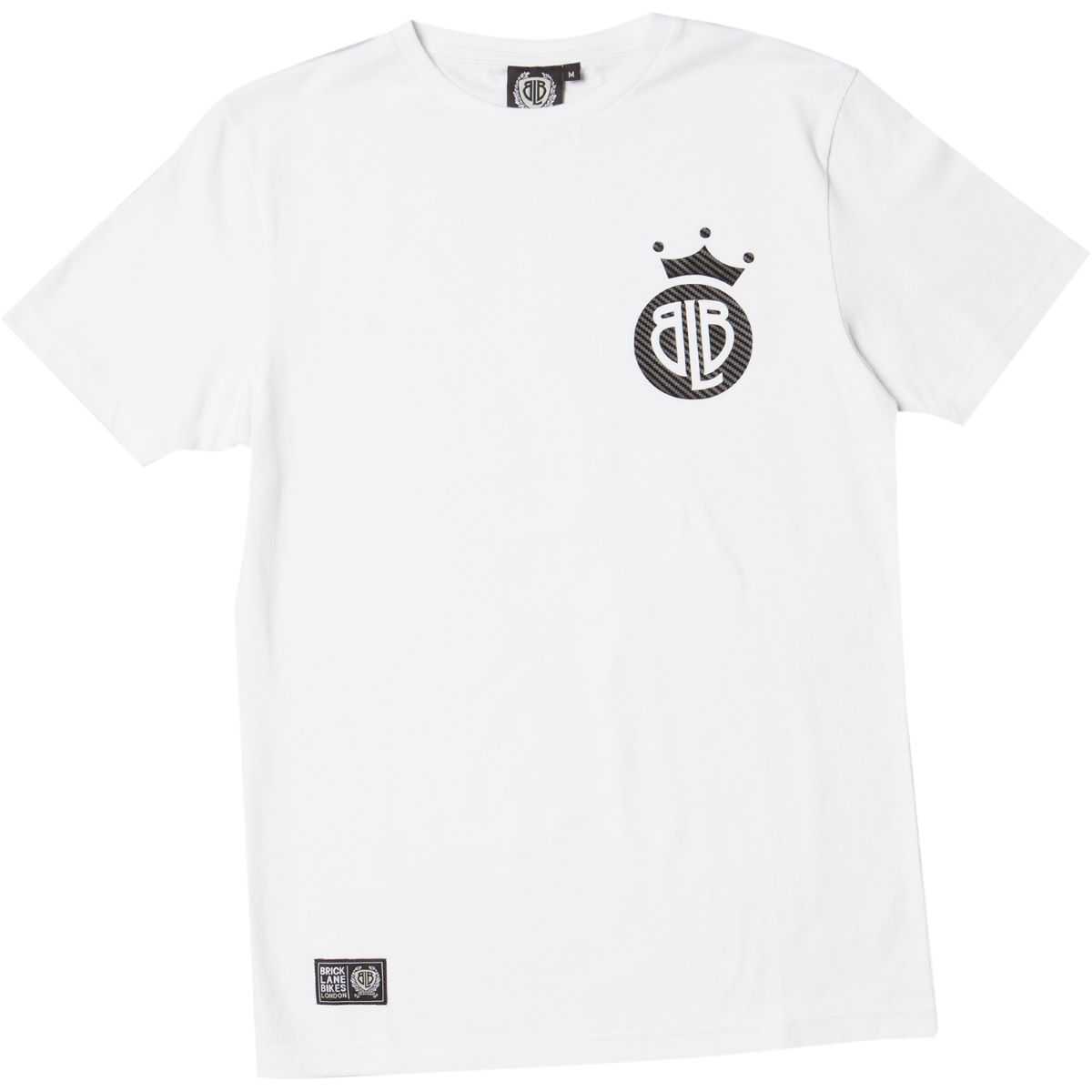 T-shirt BLB Notorious - M Blanc T-shirts