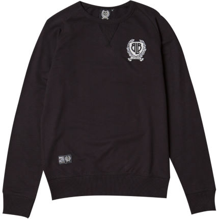 BLB Badge Crew Neck Jumper