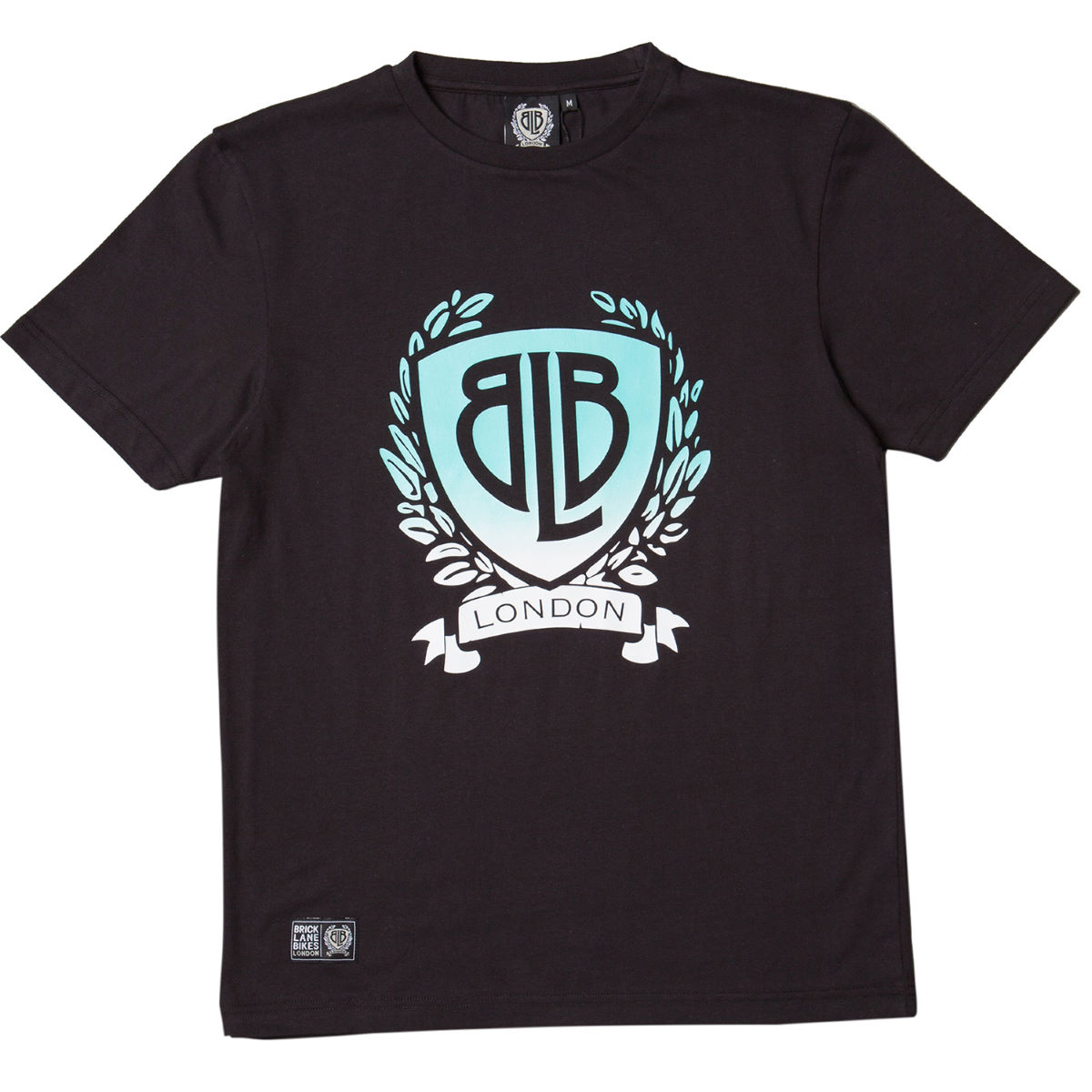 T-shirt BLB Gradient - XL Noir T-shirts