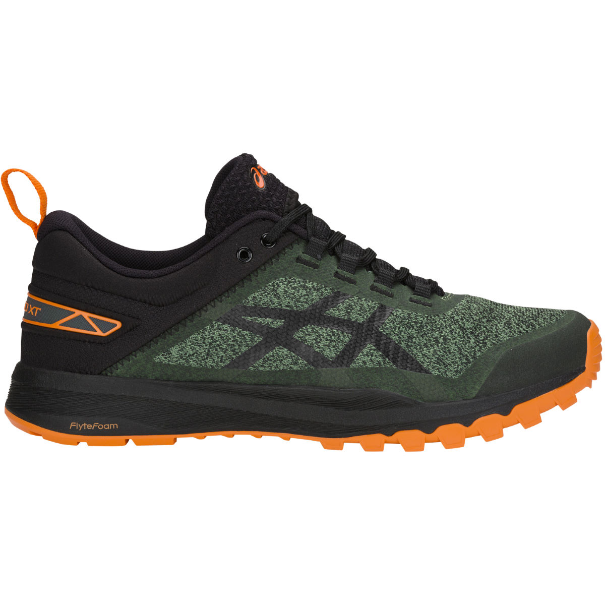 Chaussures Asics Gecko XT - UK 10 Cedar Green/Black