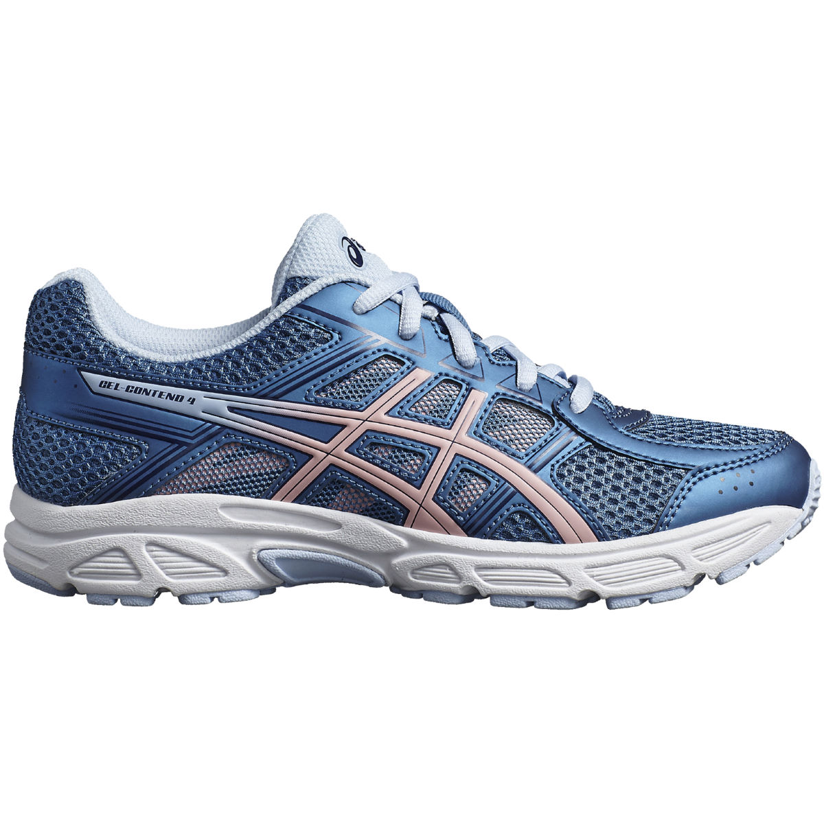 Chaussures Enfant Asics Gel-Contend 4 GS - UK 5 Azure/Frosted Rose