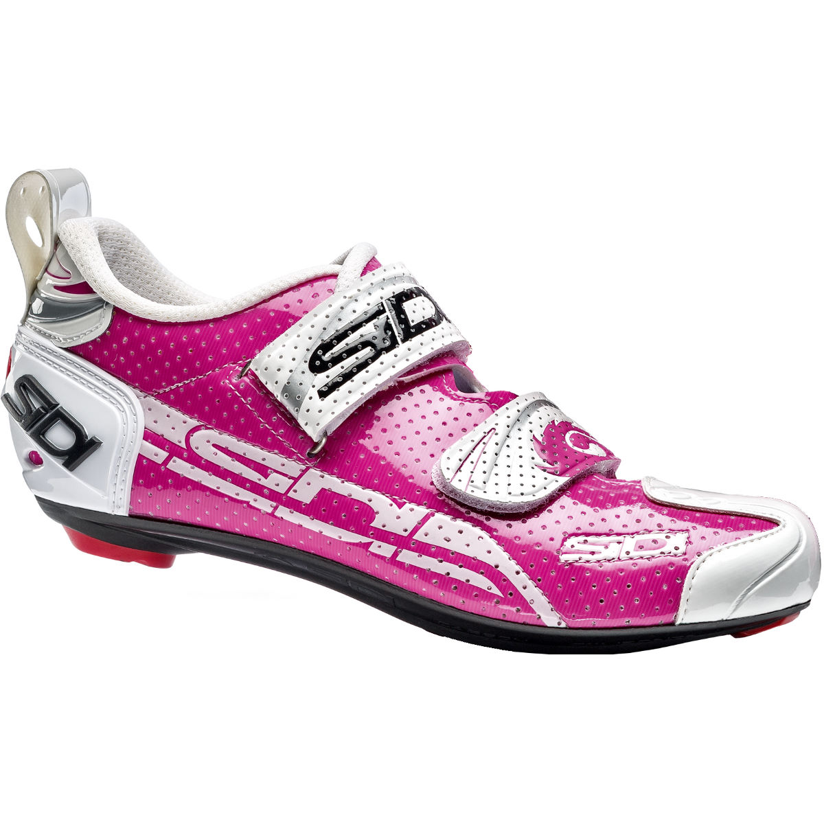 Chaussures de triathlon Femme Sidi T-4 AIR (carbone composite) - 38