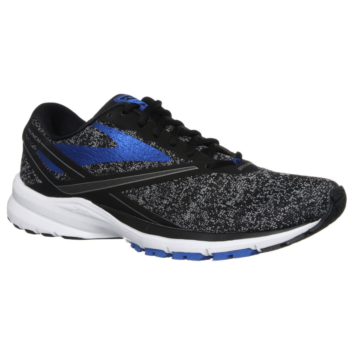 Chaussures Brooks Launch 4 - UK 11 Noir/Bleu