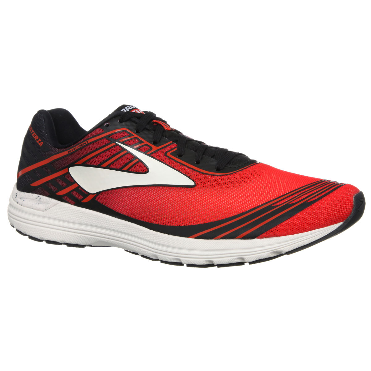 Chaussures Brooks Asteria - UK 8 Rouge/Noir